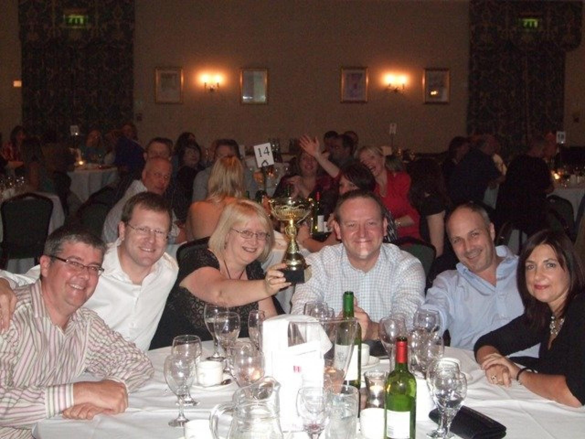 Executive Quiz NIght with HFMA