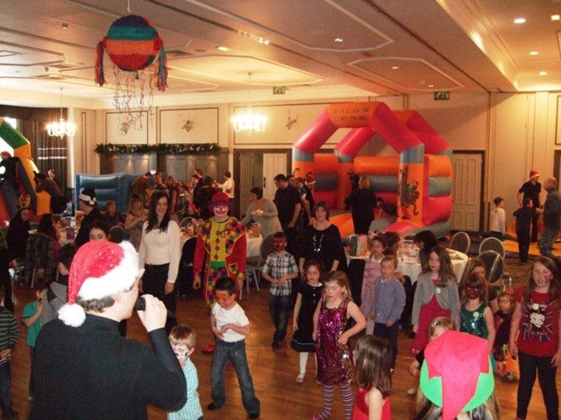 Childrens Christmas Party Aberdeen Ardoe