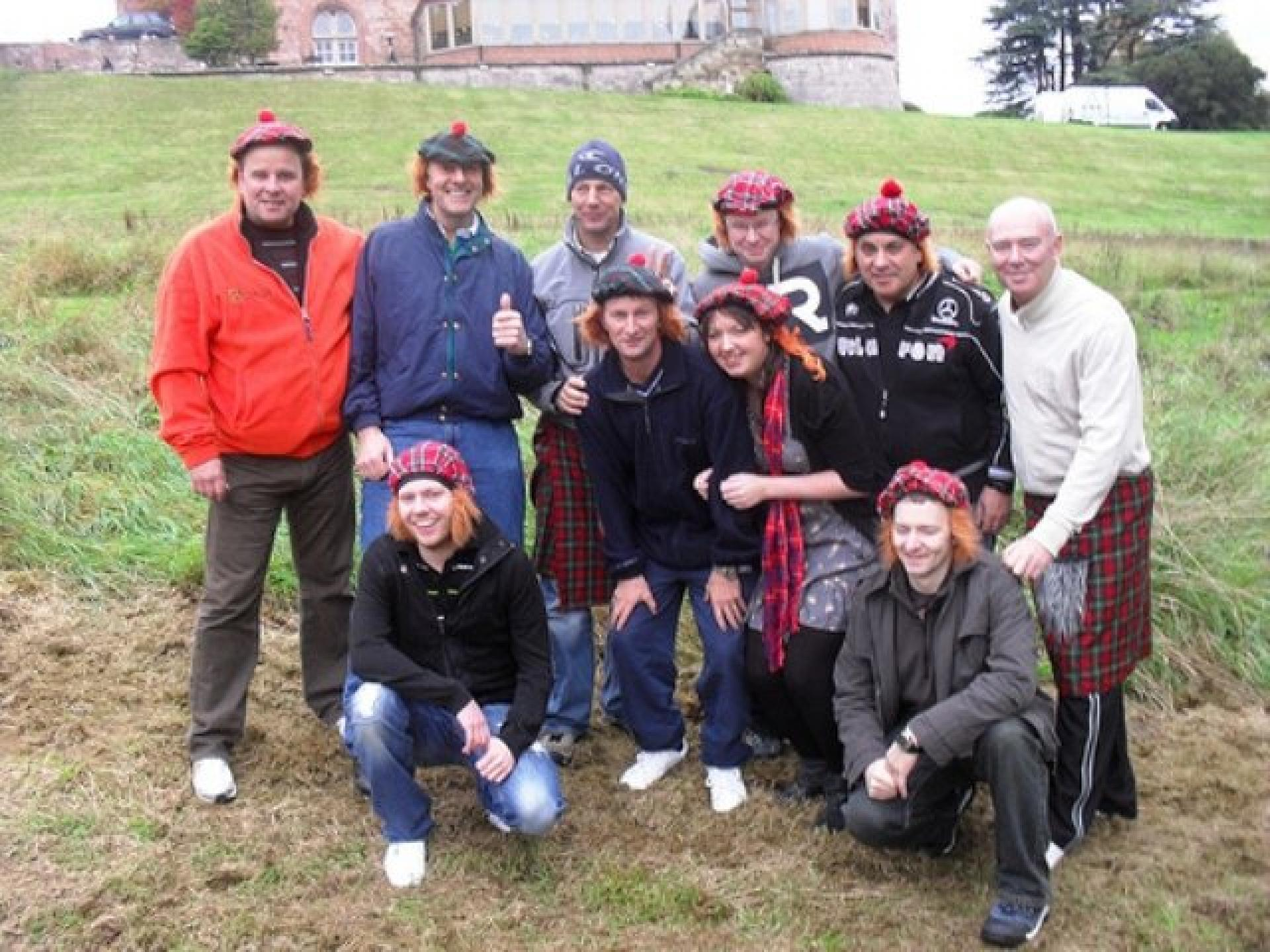 Team Building and Corporate Entertainment Edinburgh