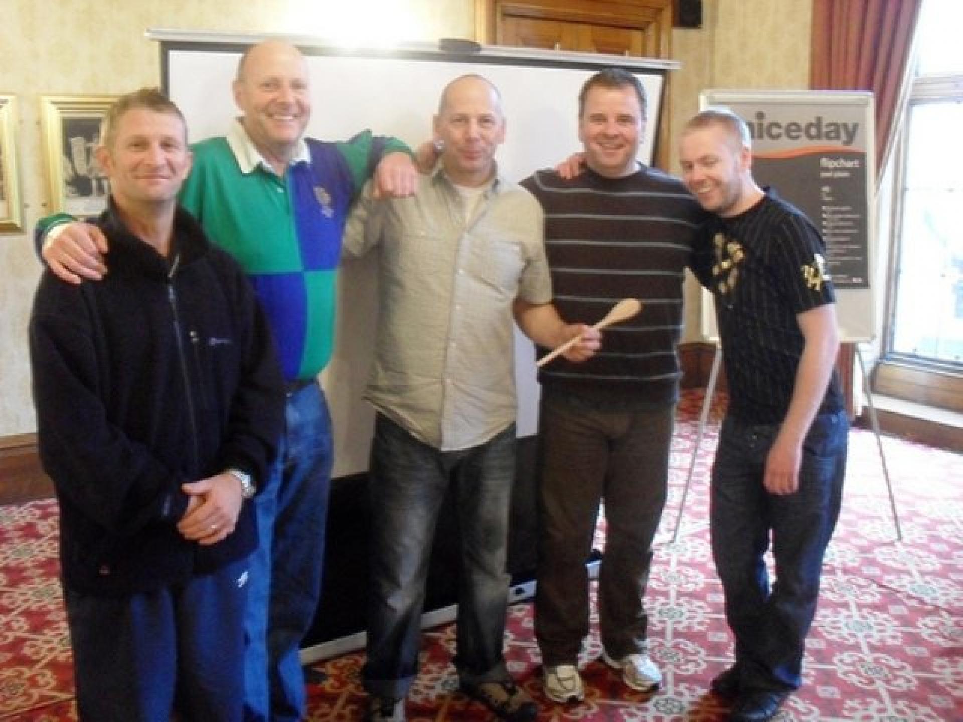 Team Building and Corporate Entertainment Edinburgh