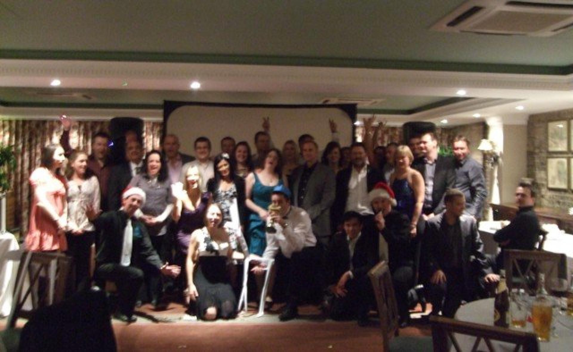 Team Building and Evening Entertainment London