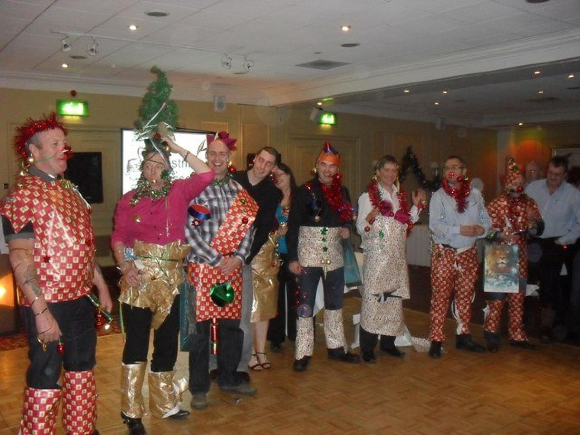 Alternative Christmas Party Aberdeen
