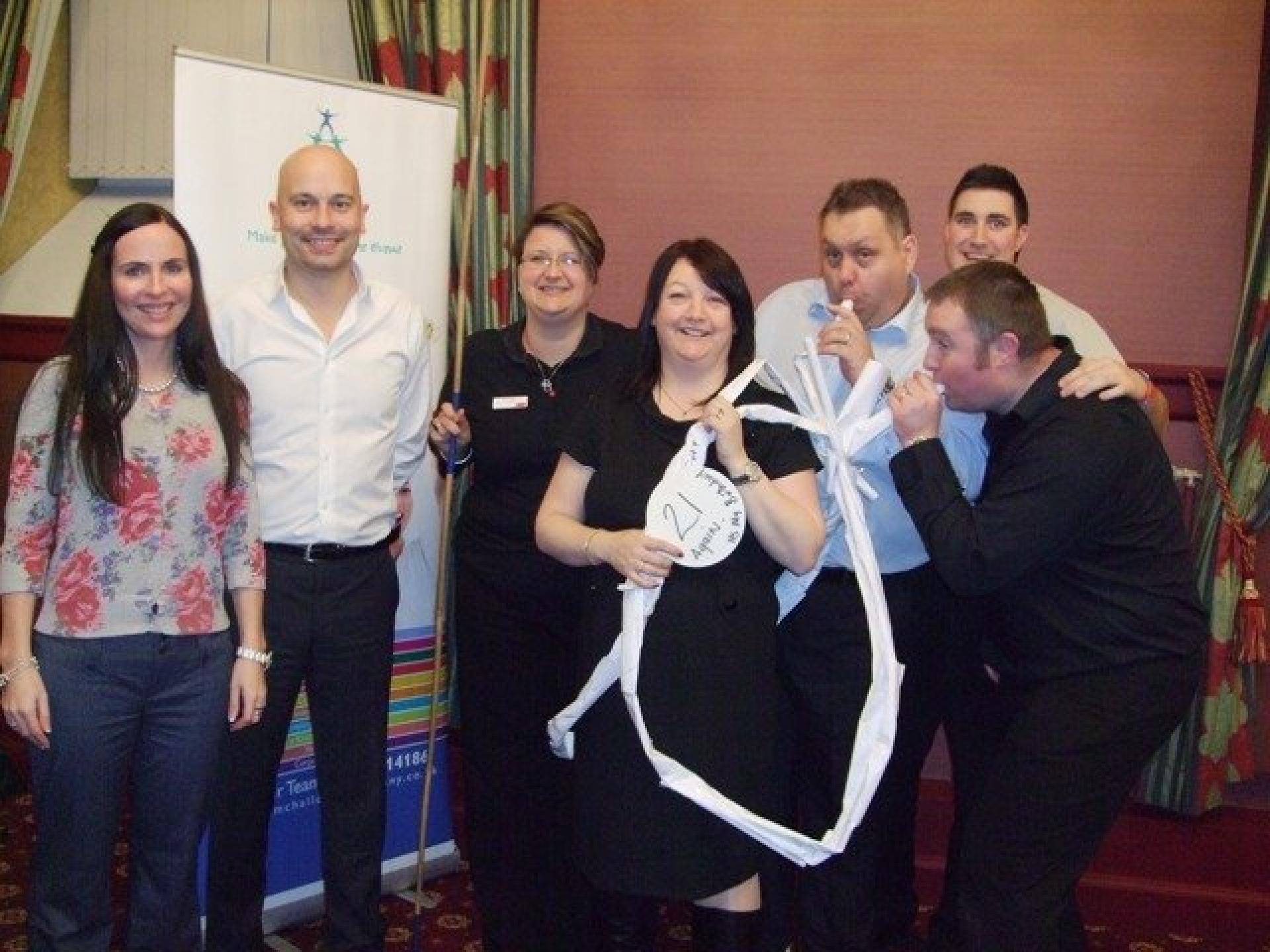 Team Development Stirling