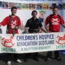 24 Hour 3 Peaks Challenge in Aid of CHAS