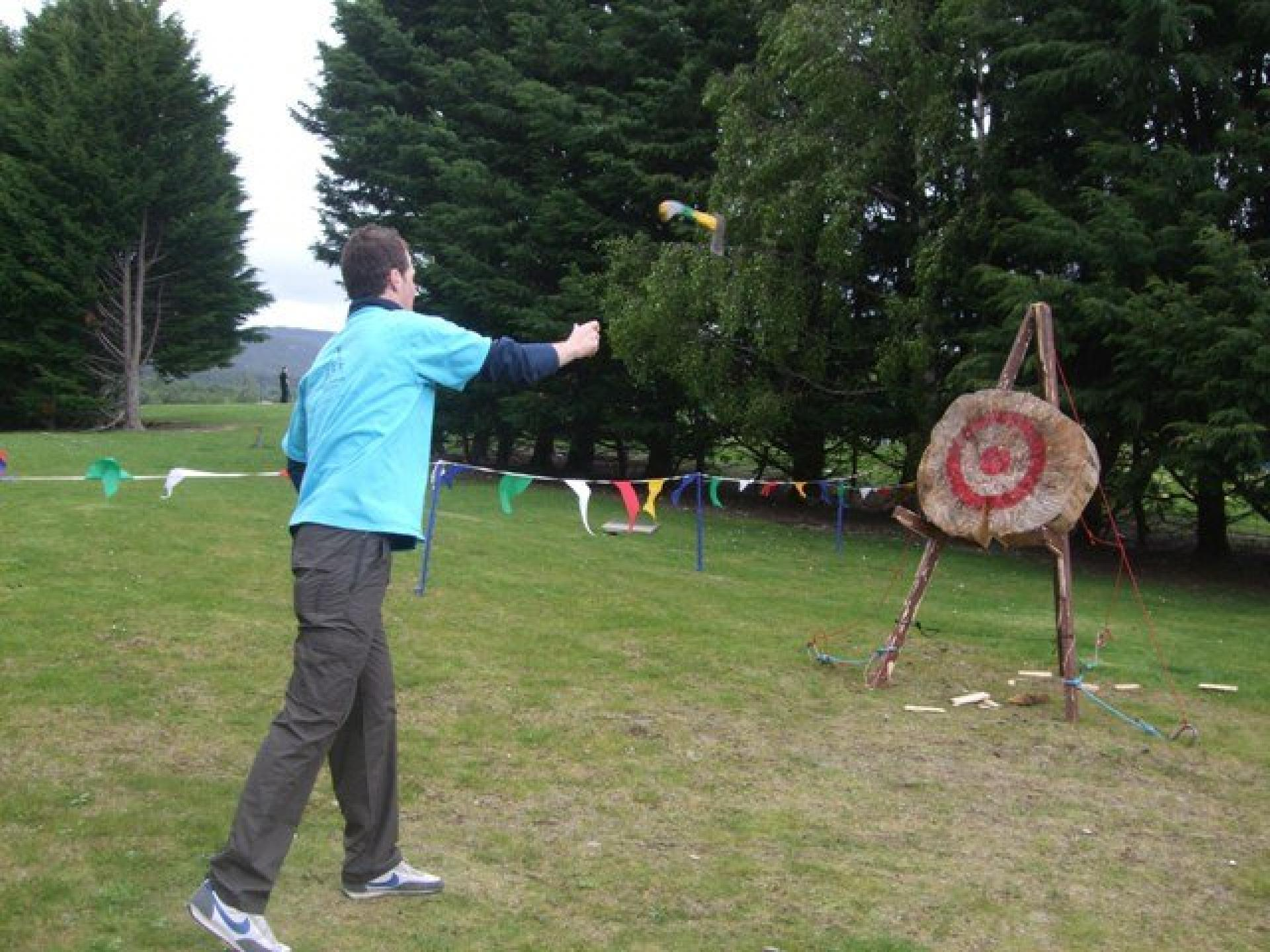 Team Building It s a Knockout Aviemore May 2011 20 web