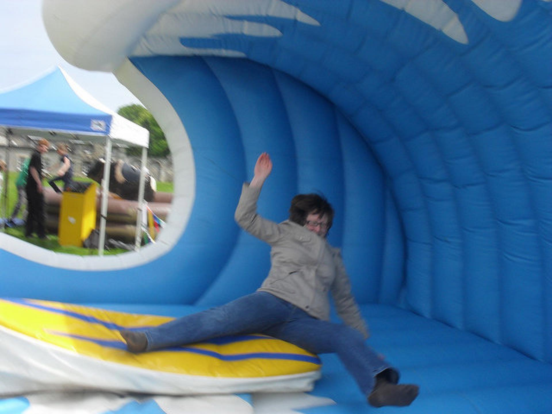 Surf Simulator - Inflatable Fun
