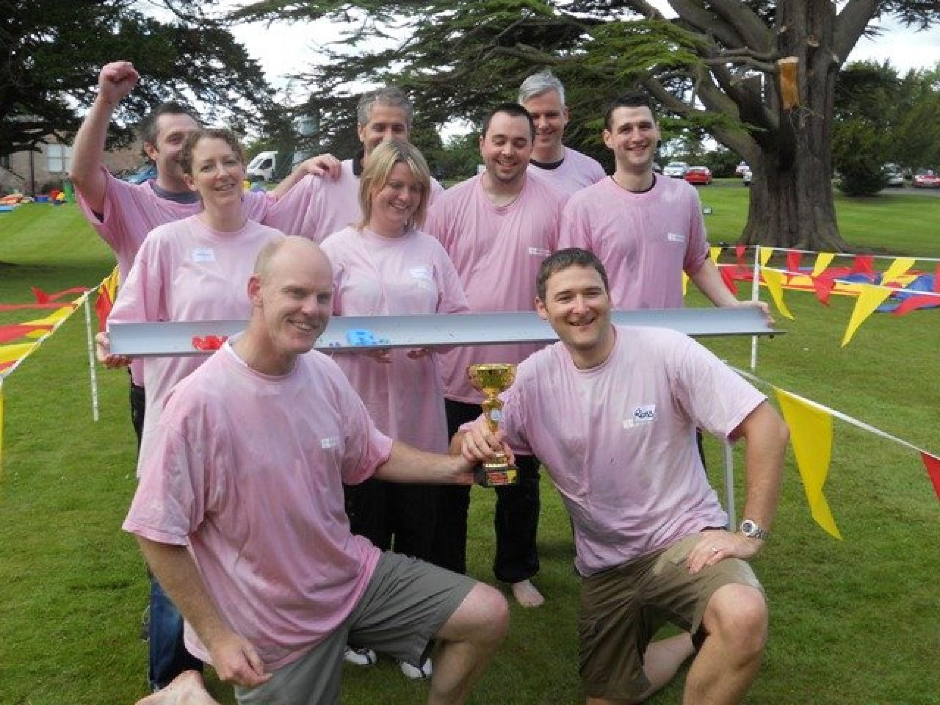 It s a Knockout Edinburgh 2011