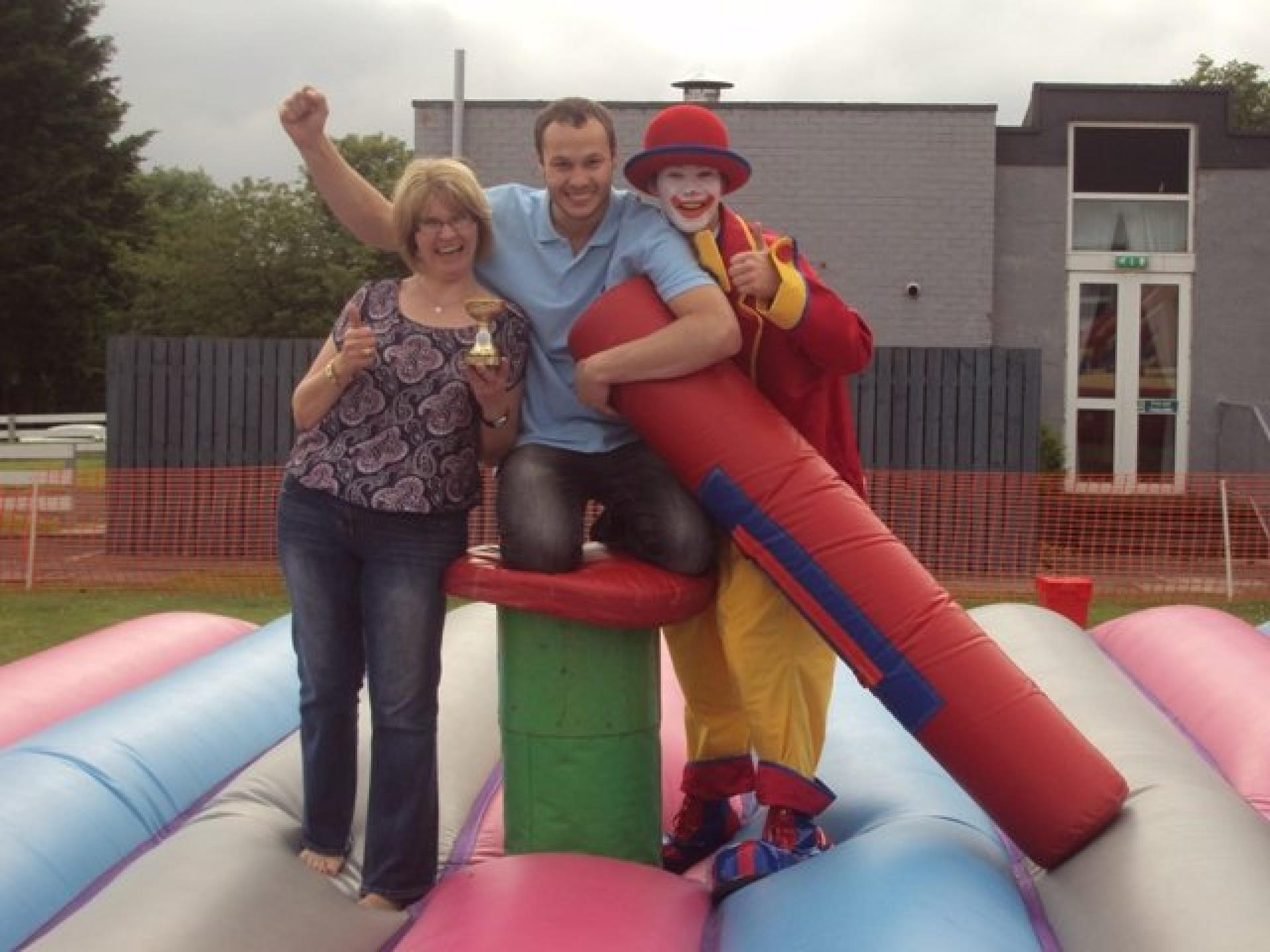 Inflatable Fun Corporate Family Fun Days Scotland