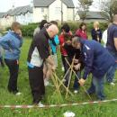 Catapult Challenge, Outdoor Team Building Northern Ireland