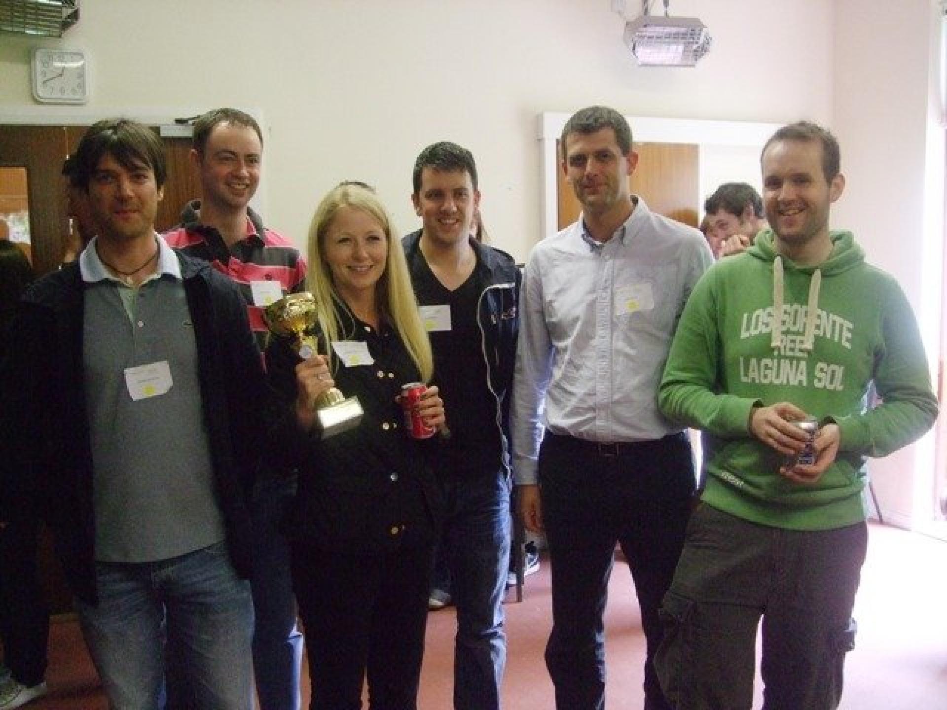 Team Building Aberdeen 15 July 2011