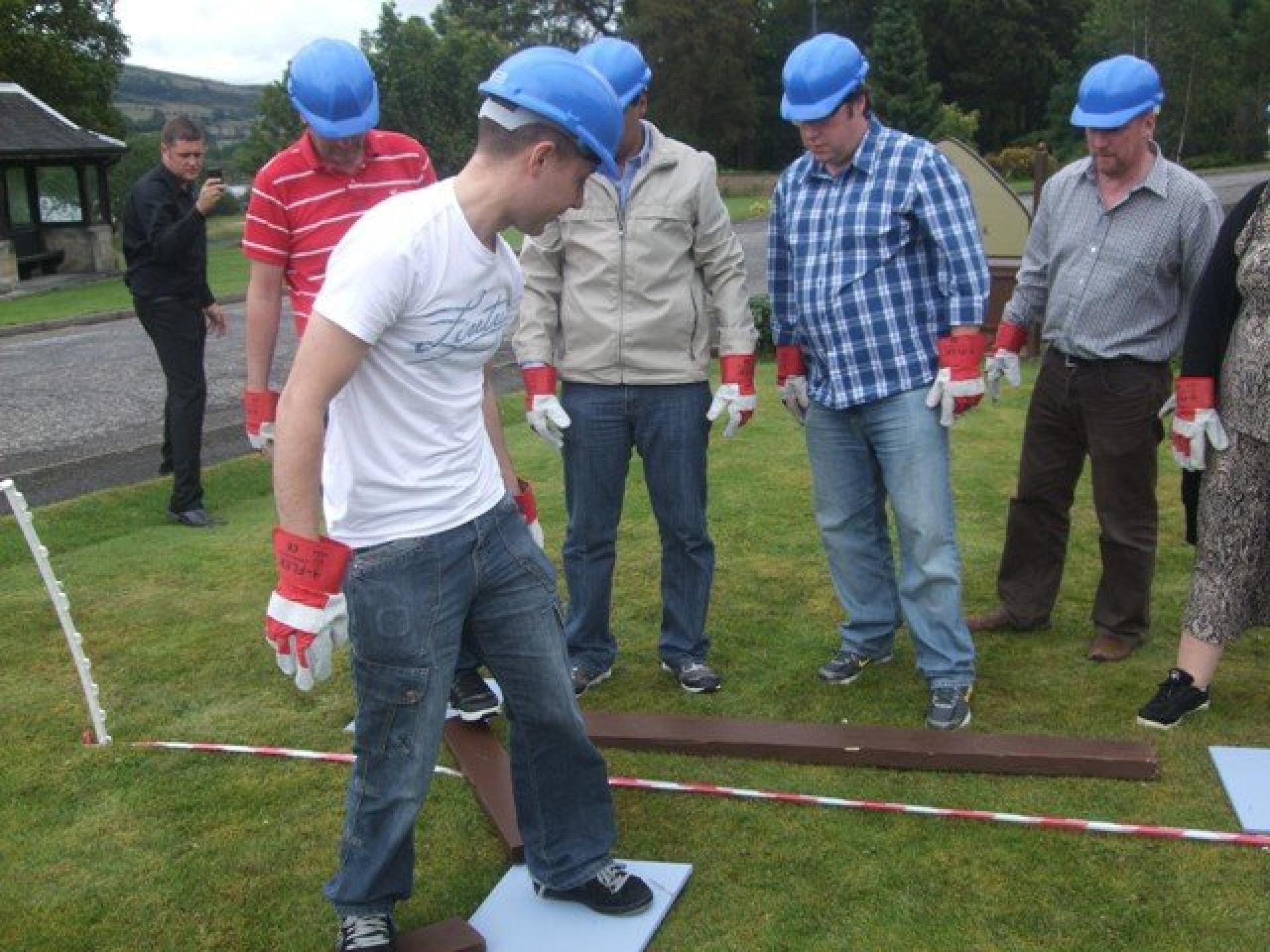 Team Development Glasgow