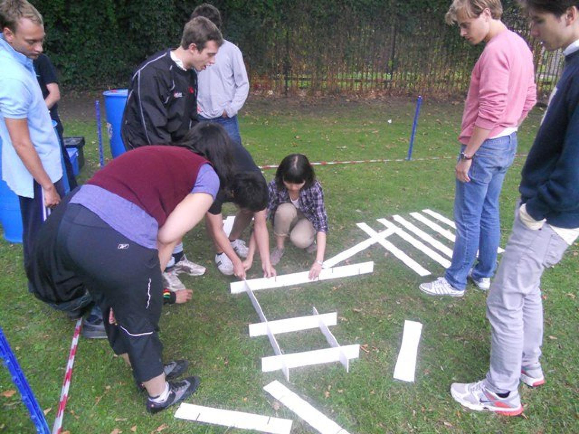 Team Building Events London