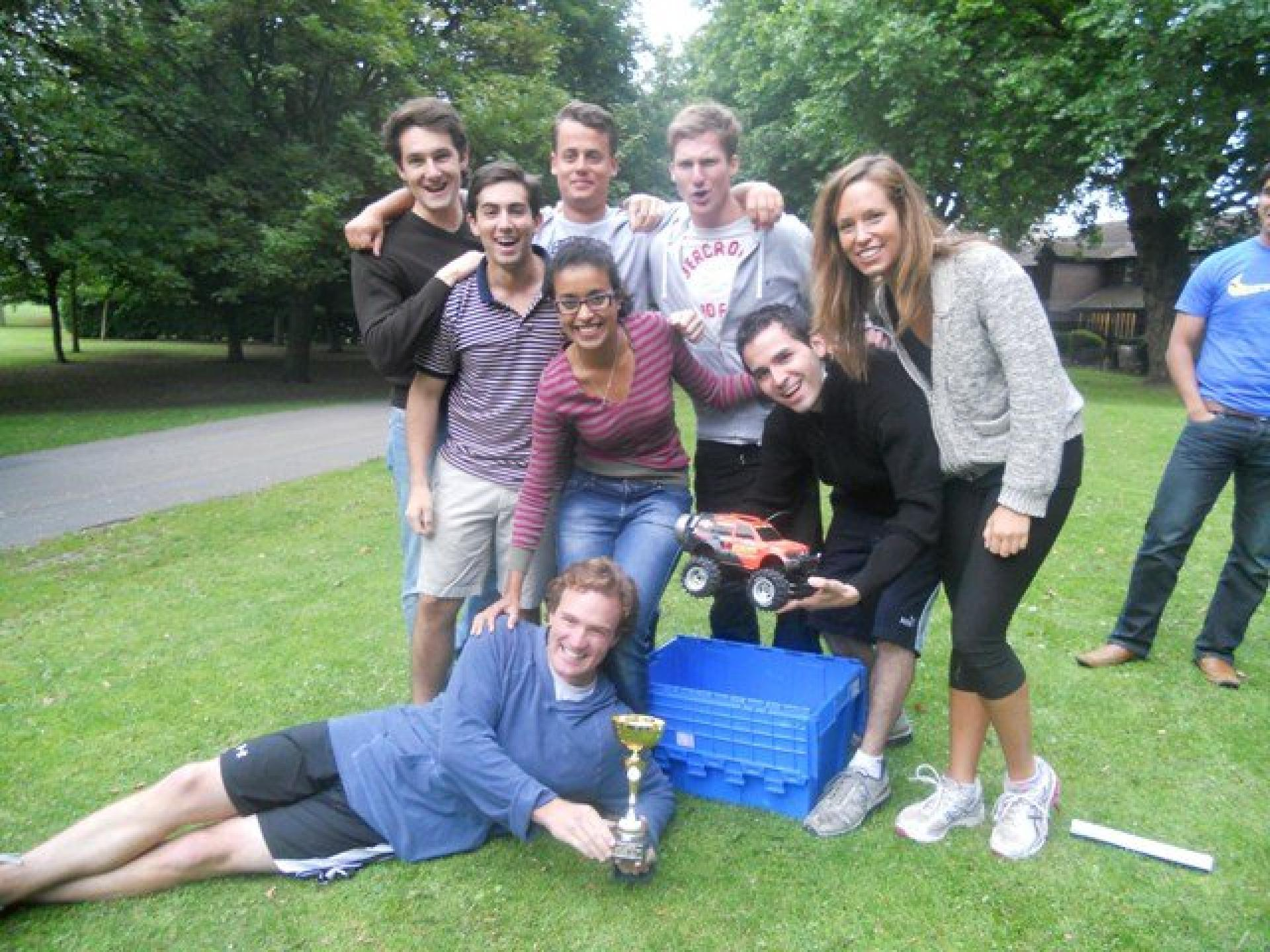Team Building London