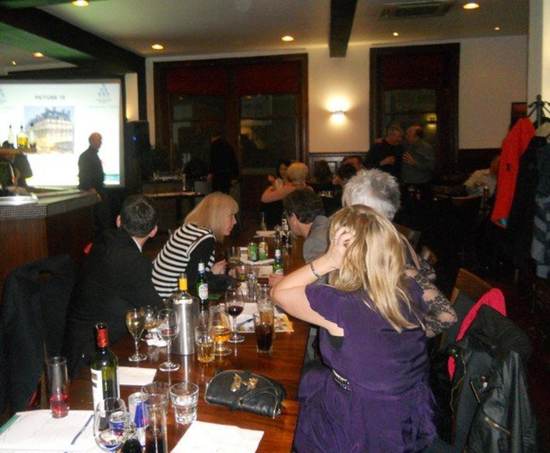 Evening Entertainment Aberdeen February 2012