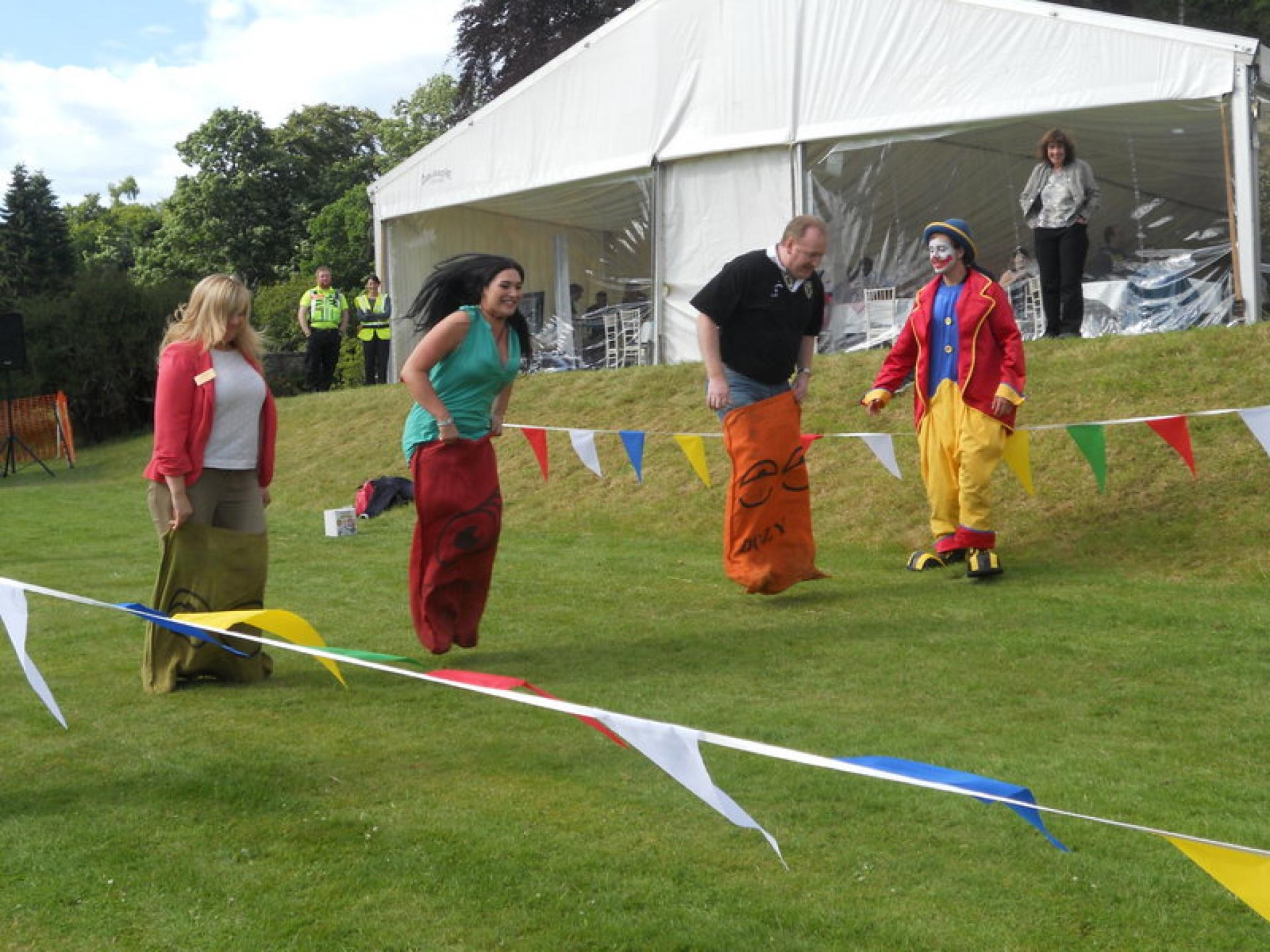 Corporate Family Fun Day Aboyne June 2012 23