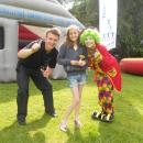 Corporate Family Fun Day Aberdeen July 2012