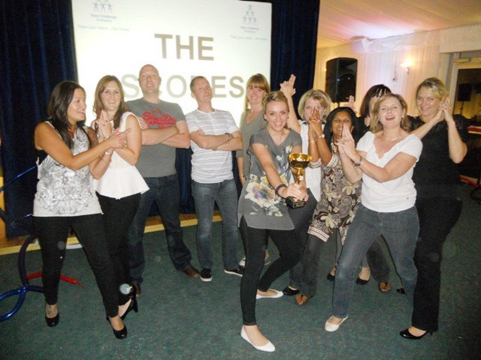Corporate Quiz Night Cardiff September 2012