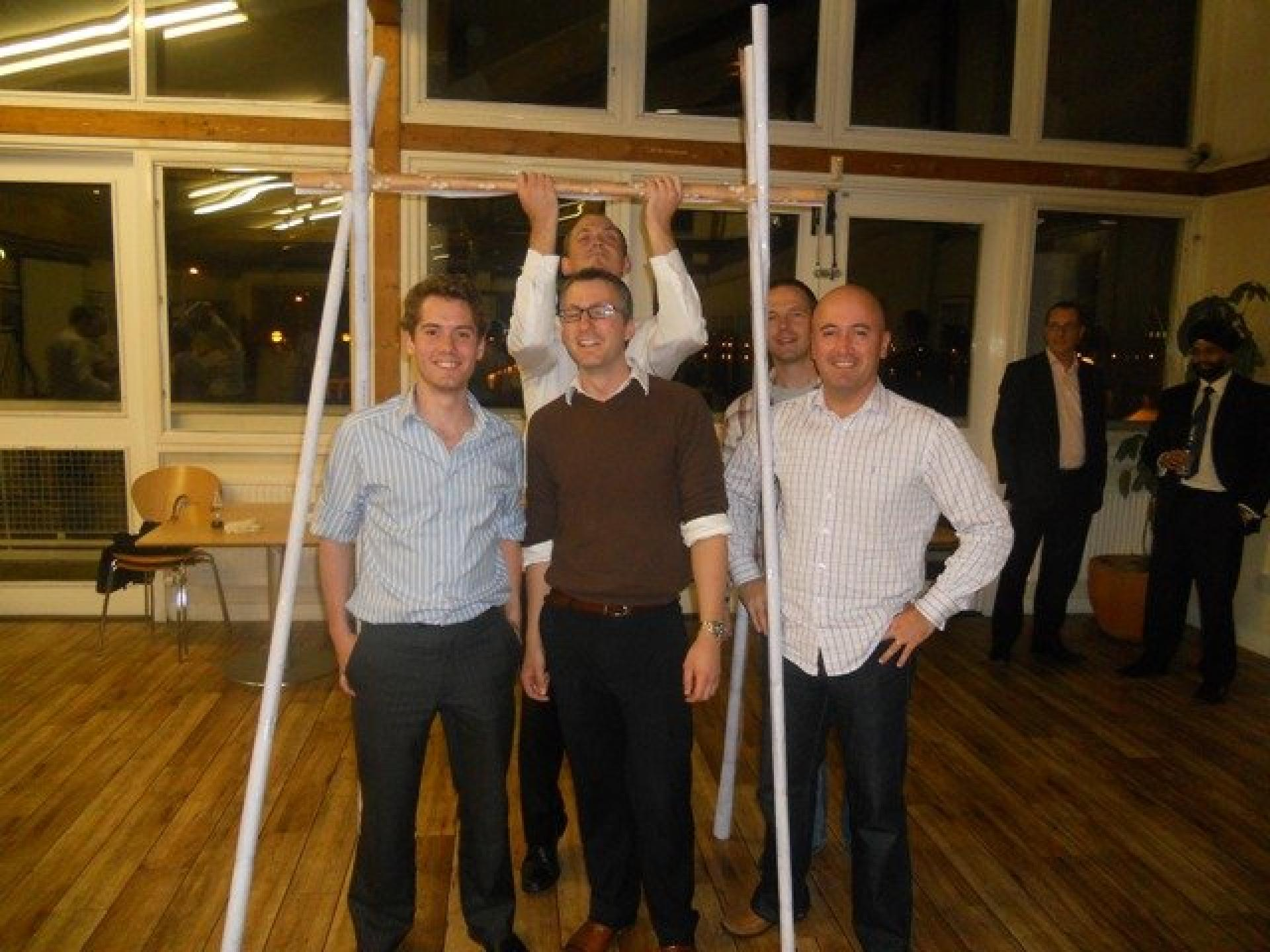 Team Building, London, October 2012