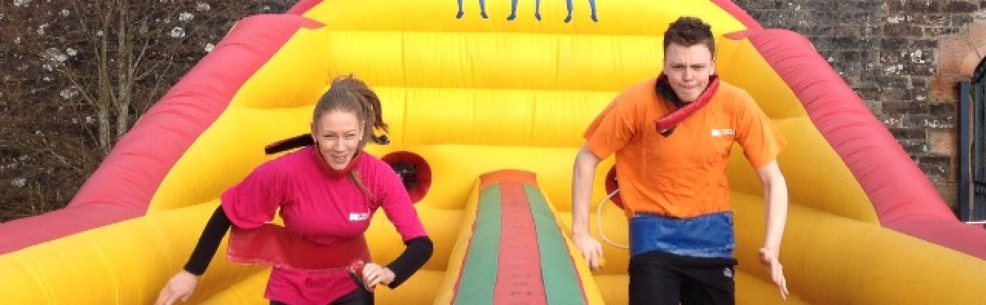 Corporate Actvity Days - It's a Knockout with Loch Lomond Golf Club