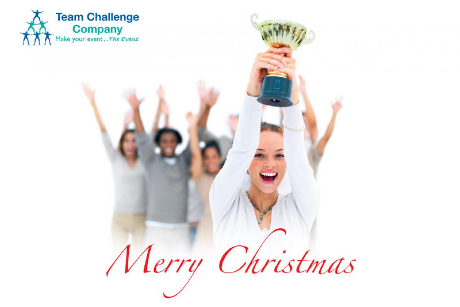 Merry Christmas Everyone | Team Challenge Company