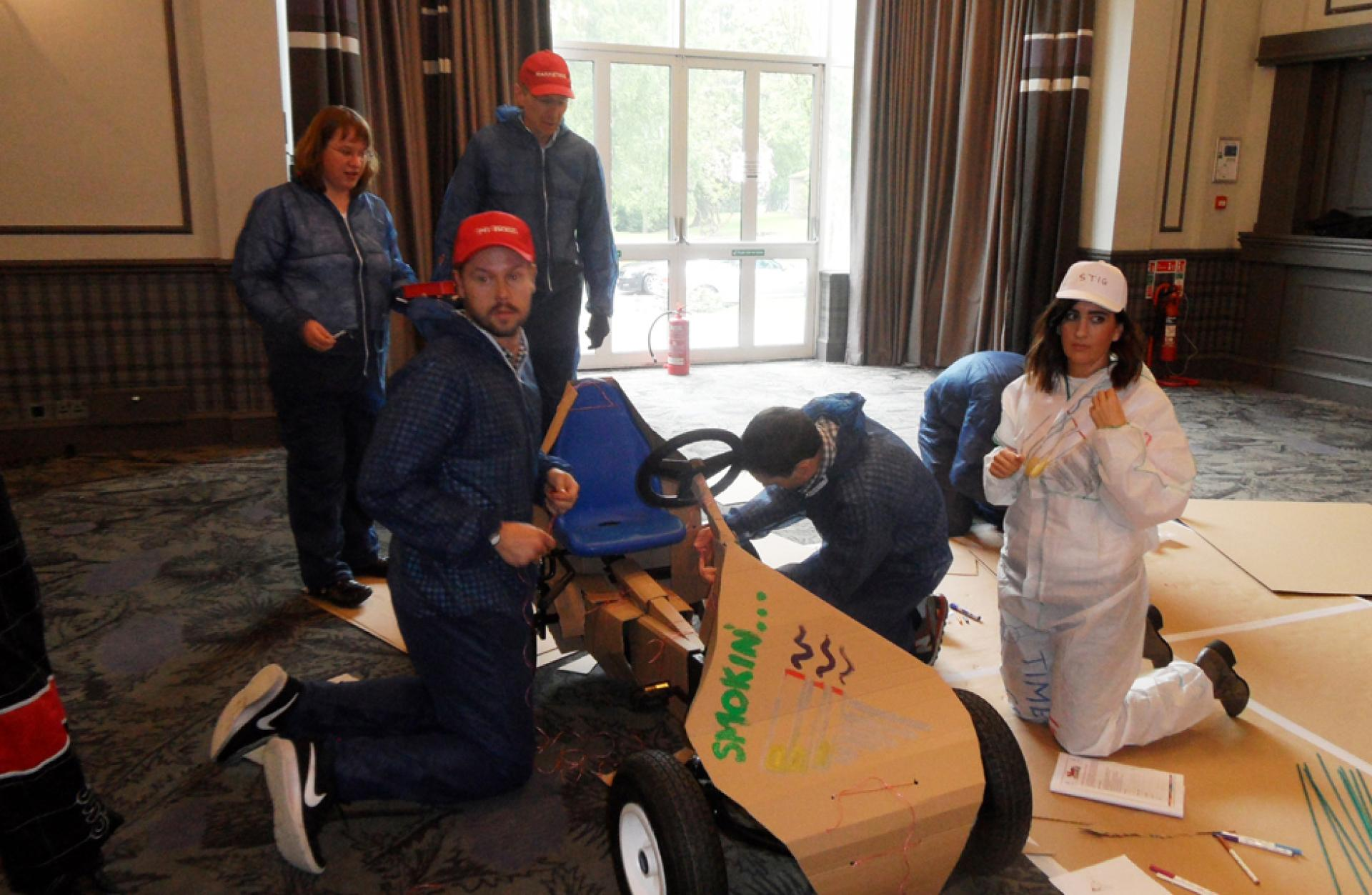 Team Building with Siccar Point Energy