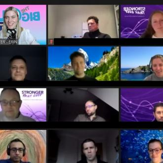 Why Choose the Big Quiz Online for Remote Team Building?