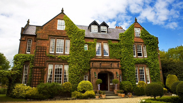 The Stanneylands Country House Hotel